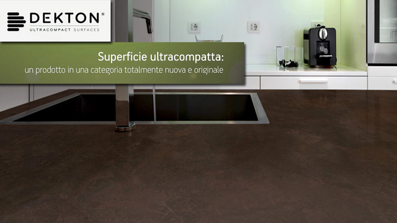 Top Cucina Dekton.Dekton Superfici Innovative Nei Top Cucina Lube Store